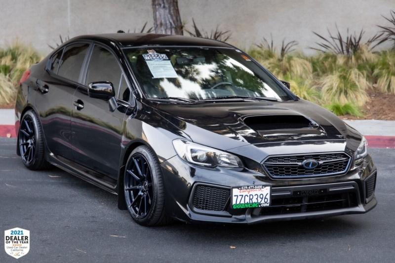 Subaru WRX 2018 price $28,900