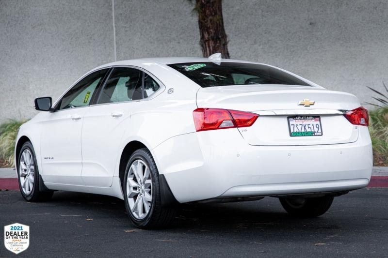 Chevrolet Impala 2016 price $17,800