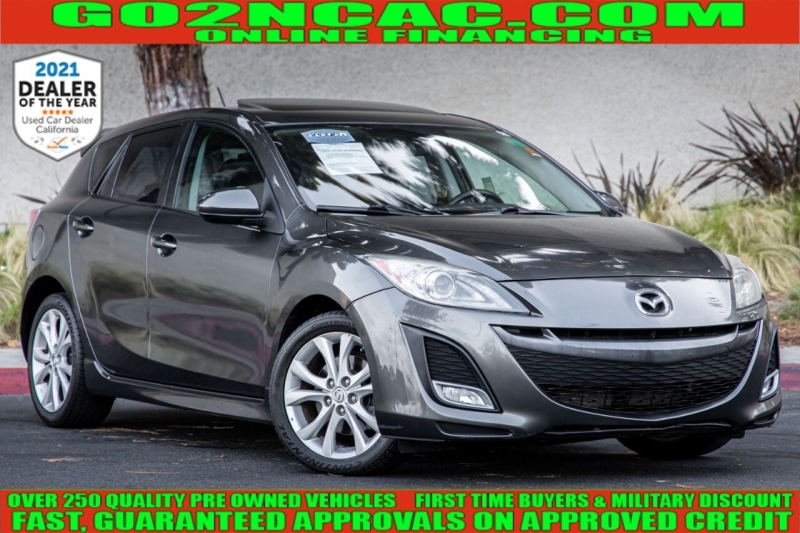 Mazda MAZDA3 2010 price $9,597