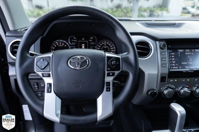 Toyota Tundra 2018 price $42,990