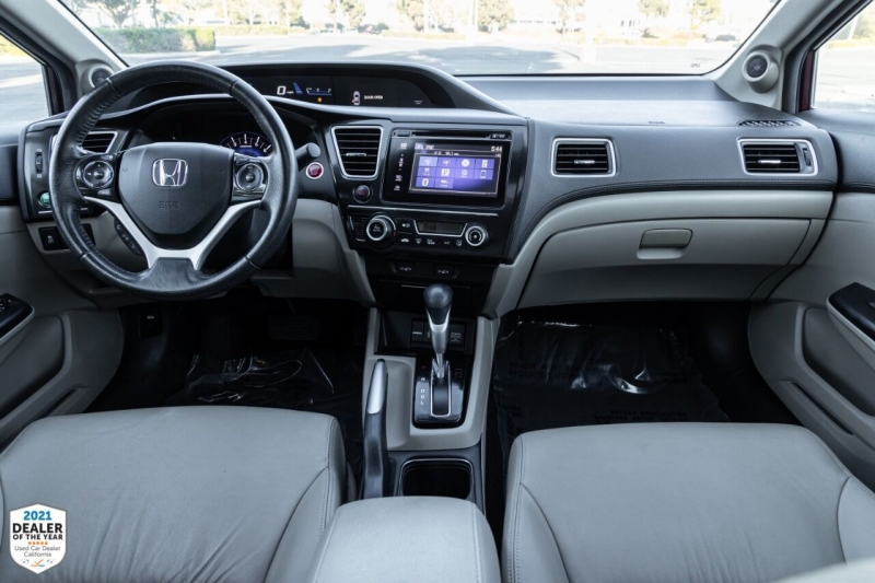 Honda Civic 2015 price $16,900
