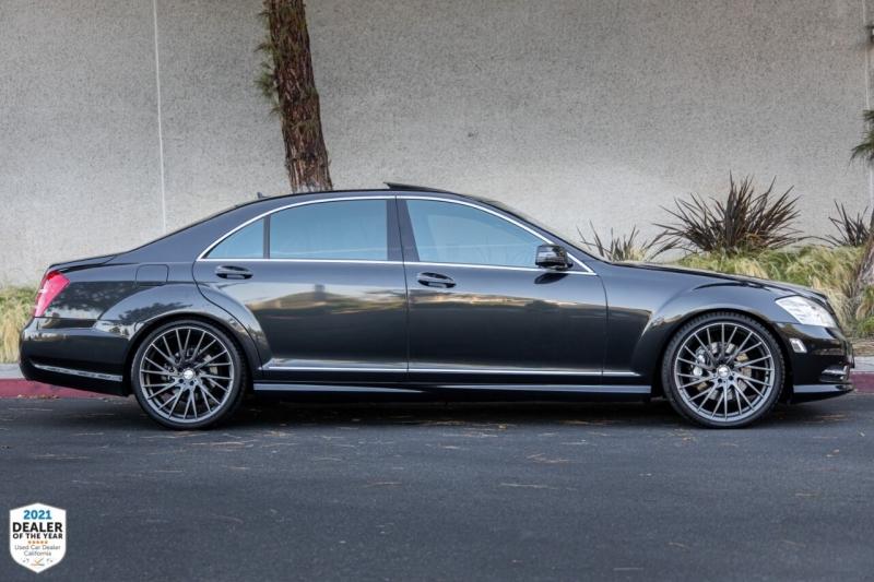 Mercedes-Benz S-Class 2012 price $25,900