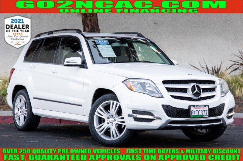 Mercedes-Benz GLK 2014 price $14,700