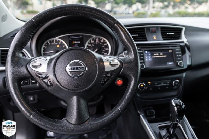 Nissan Sentra 2016 price $13,900