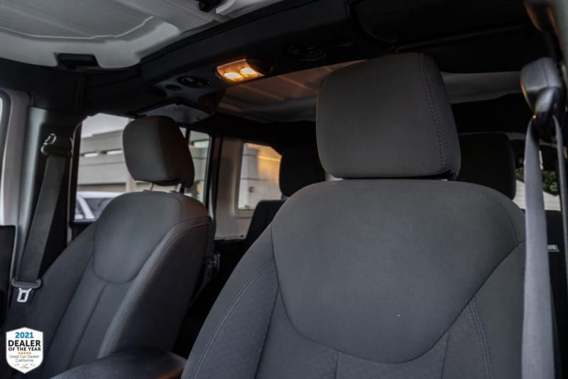 Jeep Wrangler JK Unlimited 2018 price $43,900