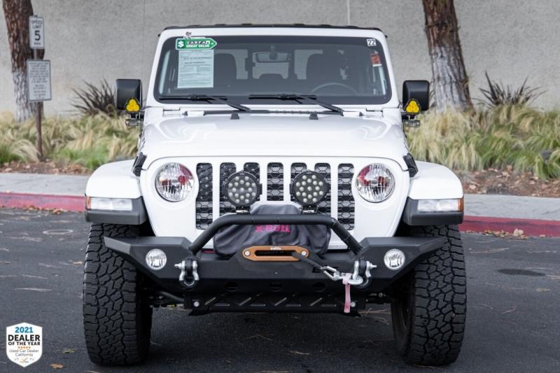 Jeep Gladiator 2021 price $54,700