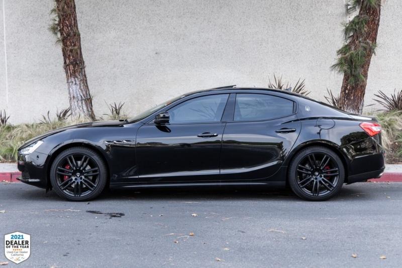 Maserati Ghibli 2017 price $45,900