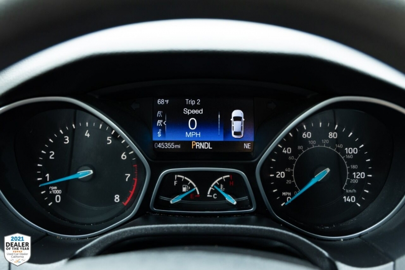 Ford Focus 2016 price $13,900