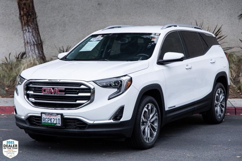 GMC Terrain 2019 price $29,700