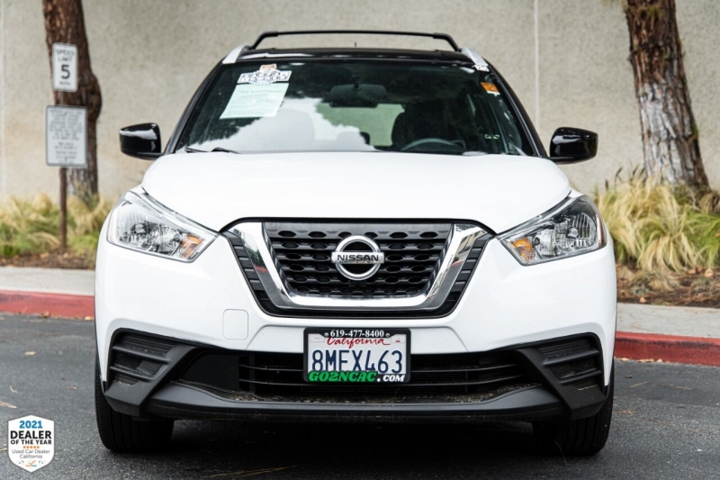 Nissan Kicks 2018 price $20,900