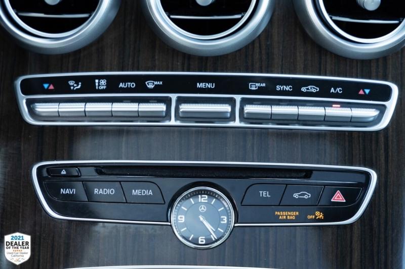 Mercedes-Benz C-Class 2017 price $31,900