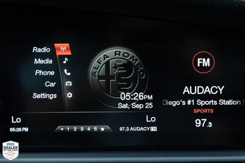 Alfa Romeo Giulia 2017 price $30,900