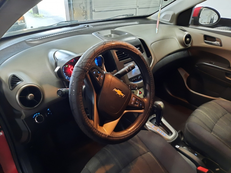 Chevrolet Sonic 2014 price $6,050