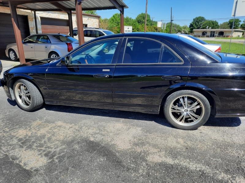 Lincoln LS 2006 price $7,999