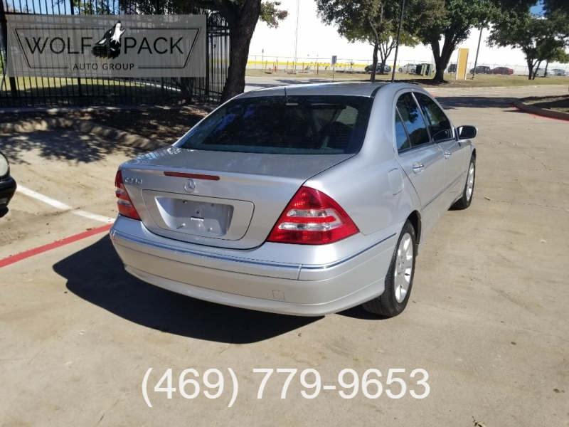 Mercedes-Benz C240 2005 price $6,999