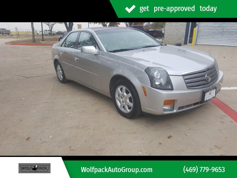 Cadillac CTS 2005 price $4,400