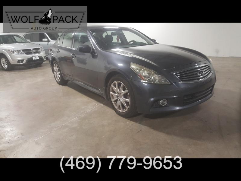 Infiniti G37 Sedan 2010 price $7,506