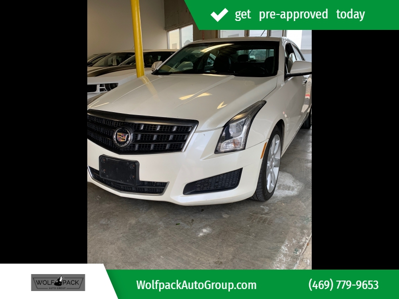 Cadillac ATS 2013 price $11,271